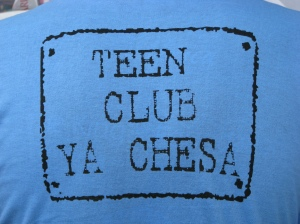 Teen Club Ya Chesa!  Teen Club Rocks!