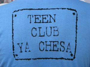 Teen Club Ya Chesa!  Teen Club Rocks!